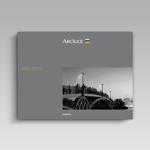 Arcluce, Projects Brochure