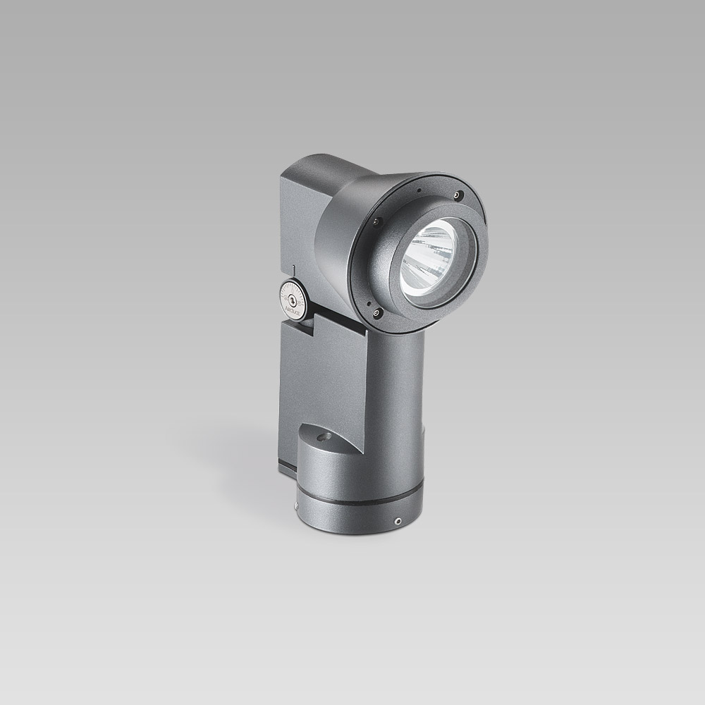 Outdoor floodlights  Floodlight for outdoor lighting, resistant, highly versatile and compact. Perfect for facade lighting too.