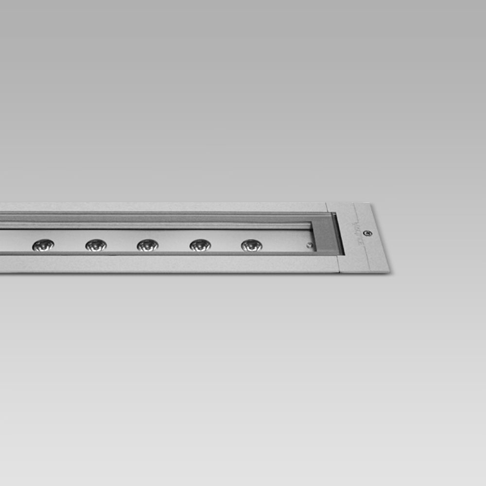 Recessed floor luminaires LINEA-IN