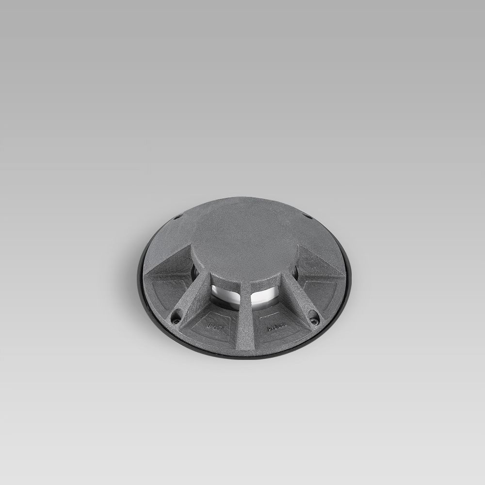Recessed floor luminaires STONE180 short