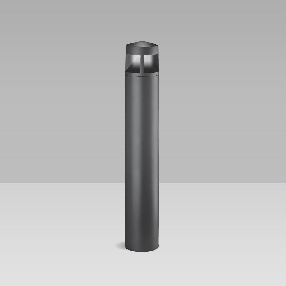 Bollard lights Bollard light for garden lighting with an elegant, cylindrical design, perfect for public lighting and residential environments